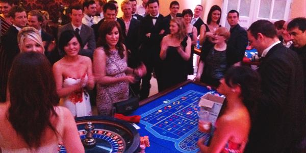 fundraiser casino uk